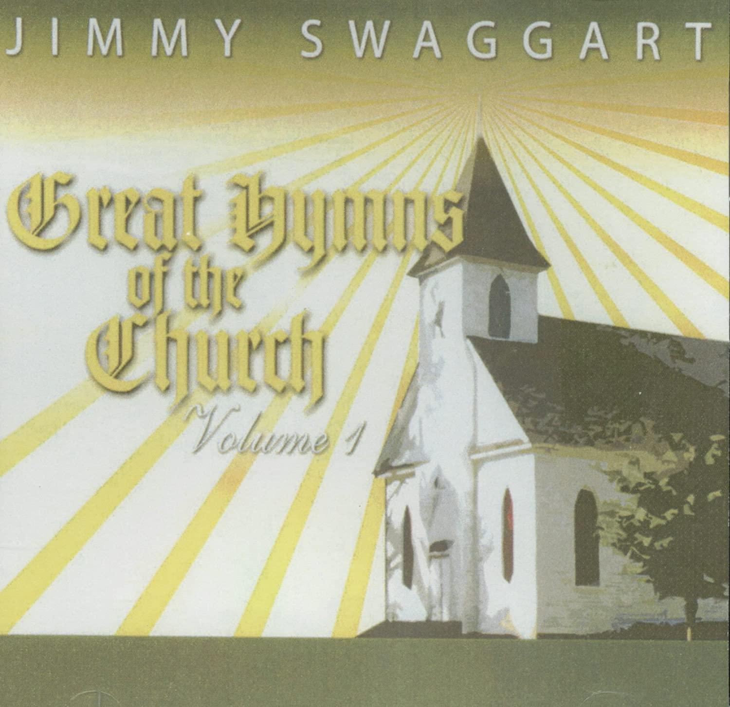 Jimmy Swaggart Great Hymns Of The Church Volume 1 - Amazon com Music