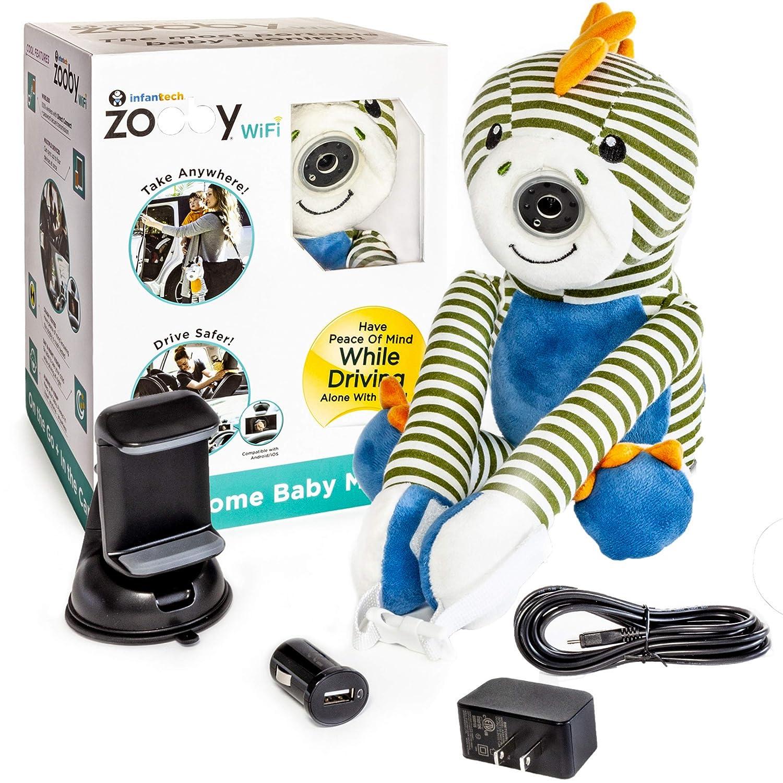 Amazon.com: zooby - Monitor portátil para bebé y tableta ...