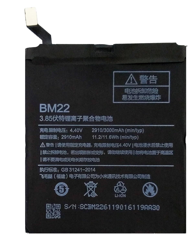 Baterí a Original Xiaomi MI5 Modelo BM22 3000mah Elitetimes BATXiMI5