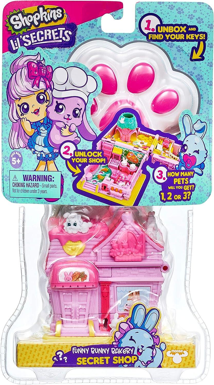 Funny Bunny Bakery Lil Secrets with Mini Shoppie