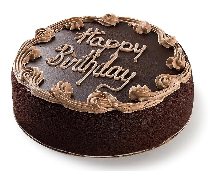 Davids Cookies Chocolate Fudge Birthday Cake 7 Amazon