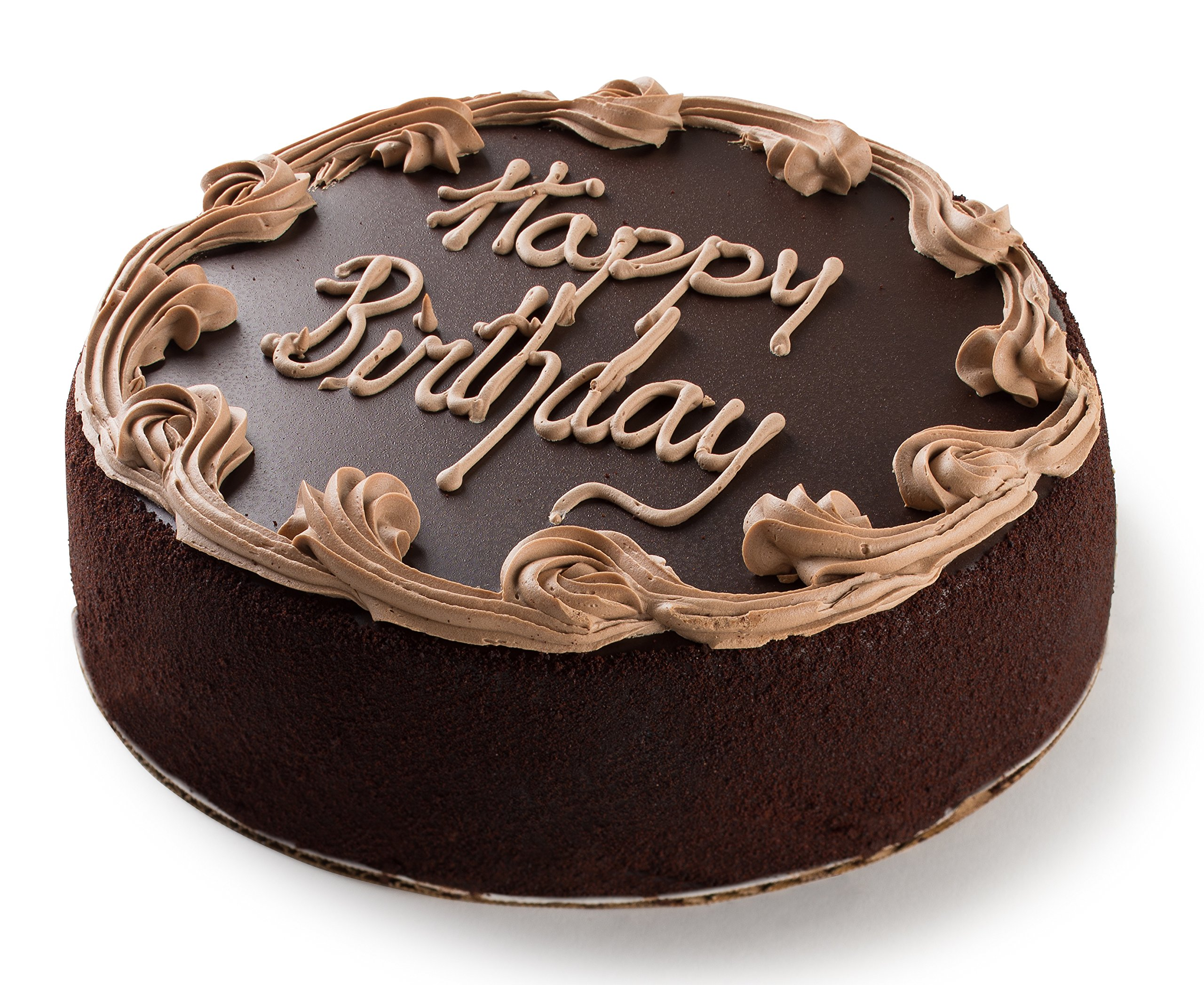 Davids Cookies Chocolate Fudge Birthday Cake 7 Amazon