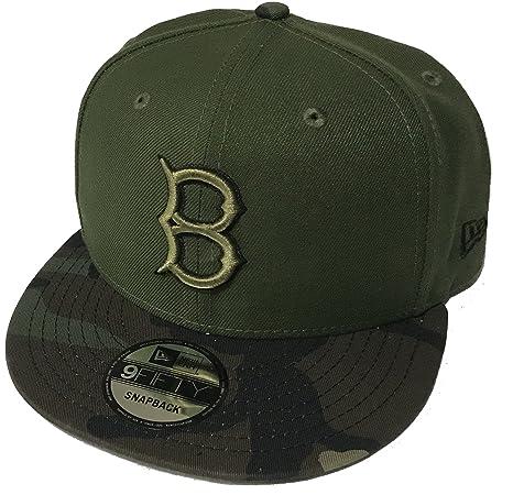 promo code 9d5bf 6ee5d Amazon.com: New Era 100% Authentic Brooklyn Dodgers Memorial ...