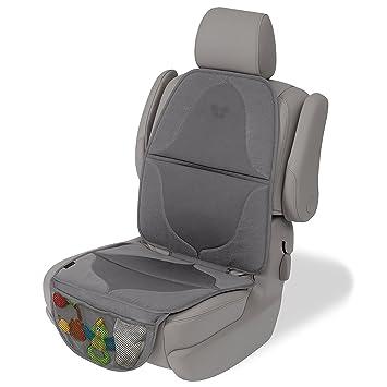 2 Pack Summer Infant DuoMat for Car Seat Black