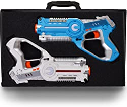 Top 9 Best Laser Tag Guns for Kids (2021 Reviews & Buying Guide) 7