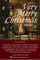 Very Merry Christmas Bundle: 20 Tales of Christmas Cheer Kindle Edition