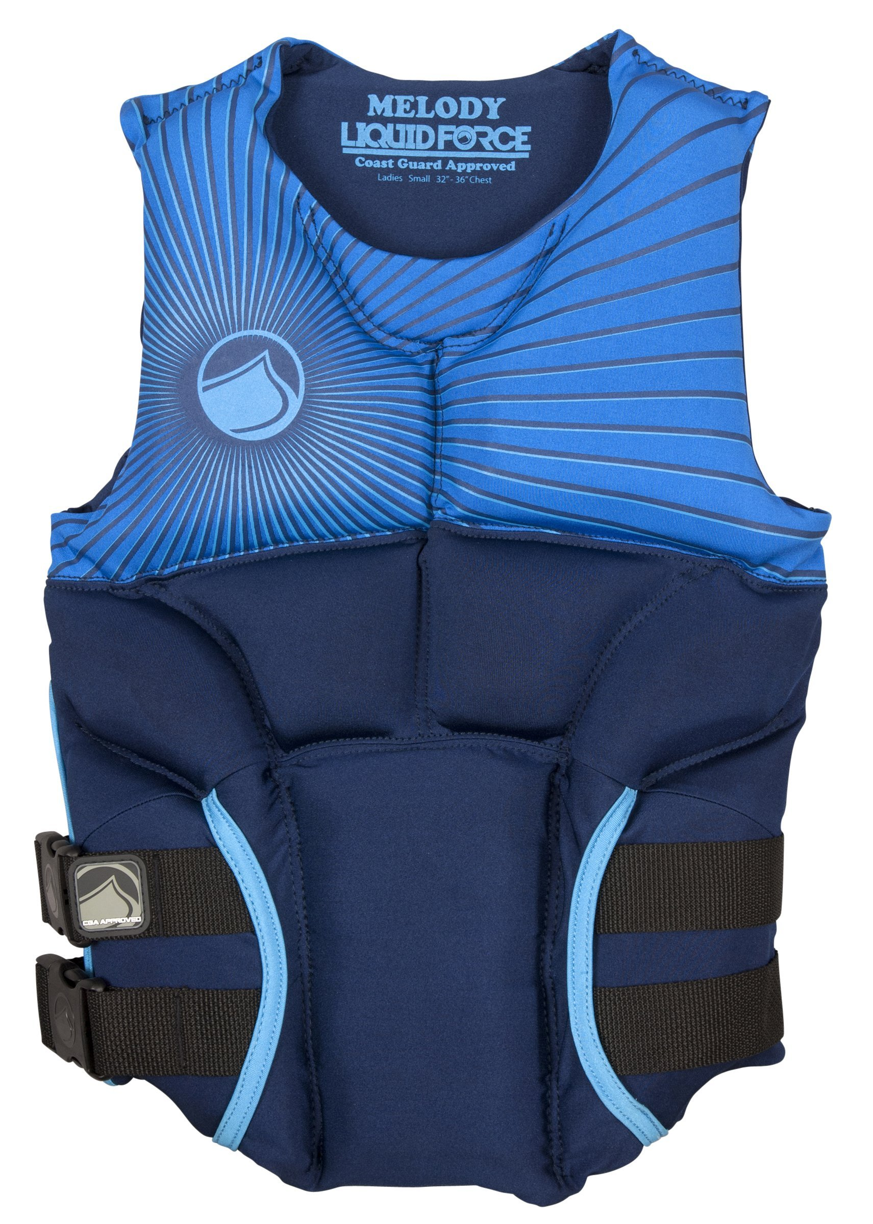 Liquid Force MELODY CGA Blue Vest XX Small by Liquid Force