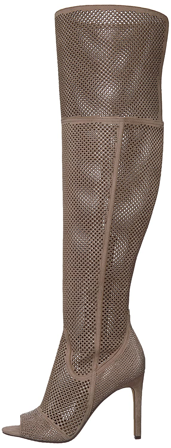 Vince Camuto Women's Kamorina Fashion Boot Show B0714BGD3C 5.5 B(M) US|Smoke Show Boot 953acc