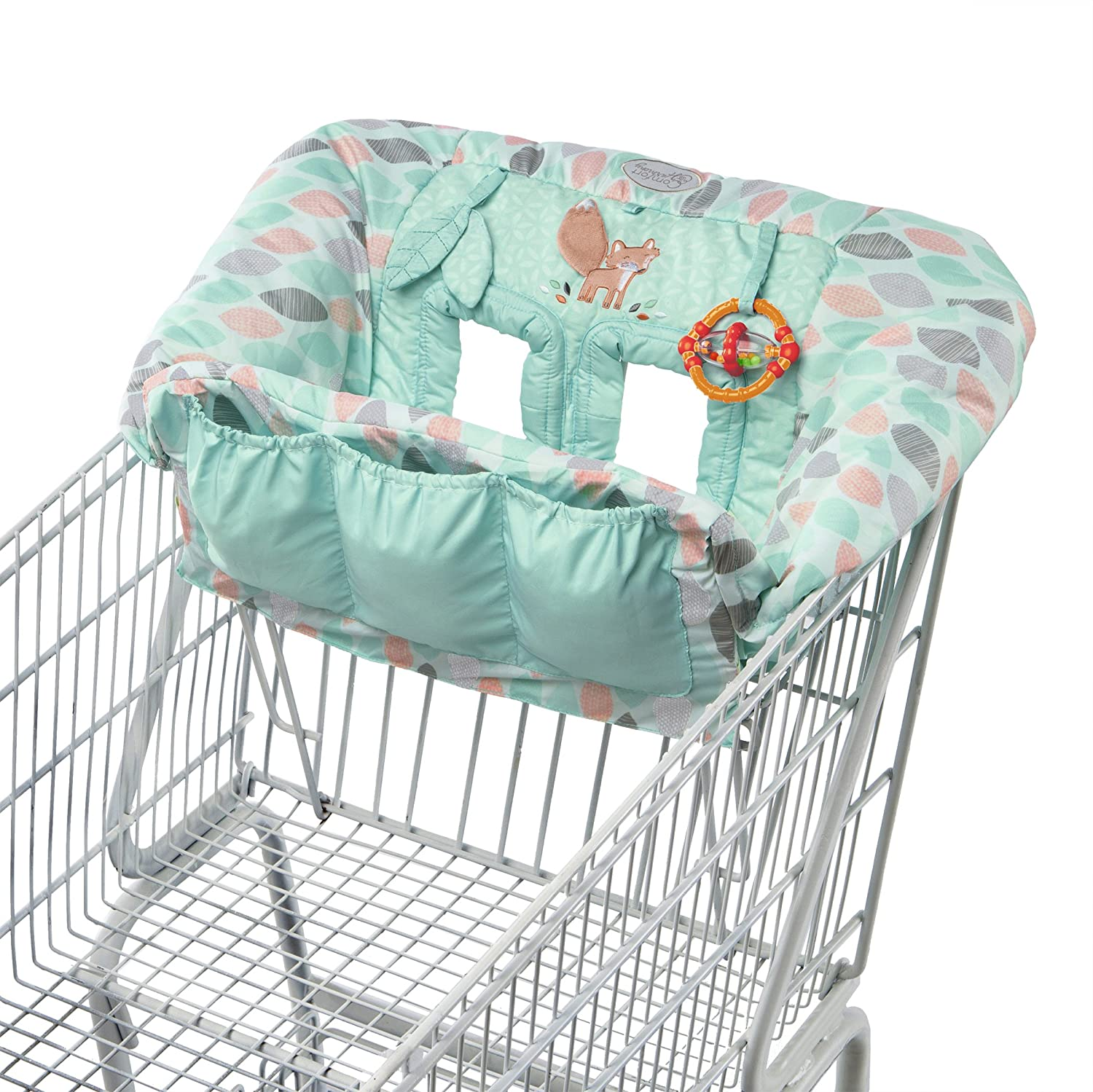 Comfort & Harmony Playtime Cozy Cart Cover, Foxtrot Leaves KidsII 60495-4