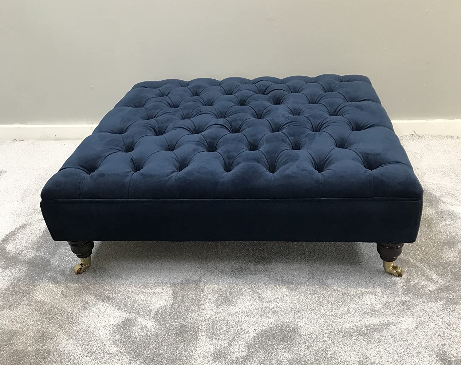 Chesterfield Ottoman Coffee Table 4