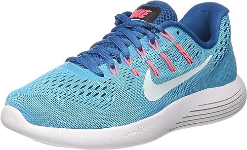 Nike Wmns Lunarglide 8, Zapatillas de Entrenamiento para Mujer ...