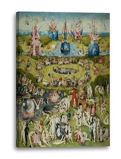 Hieronymus Bosch - El jardín de las delicias (1490/1510) - Panel central, 60 x 80 cm (varios