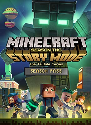 Minecraft: Story Mode - Season Two [Online Game Code]