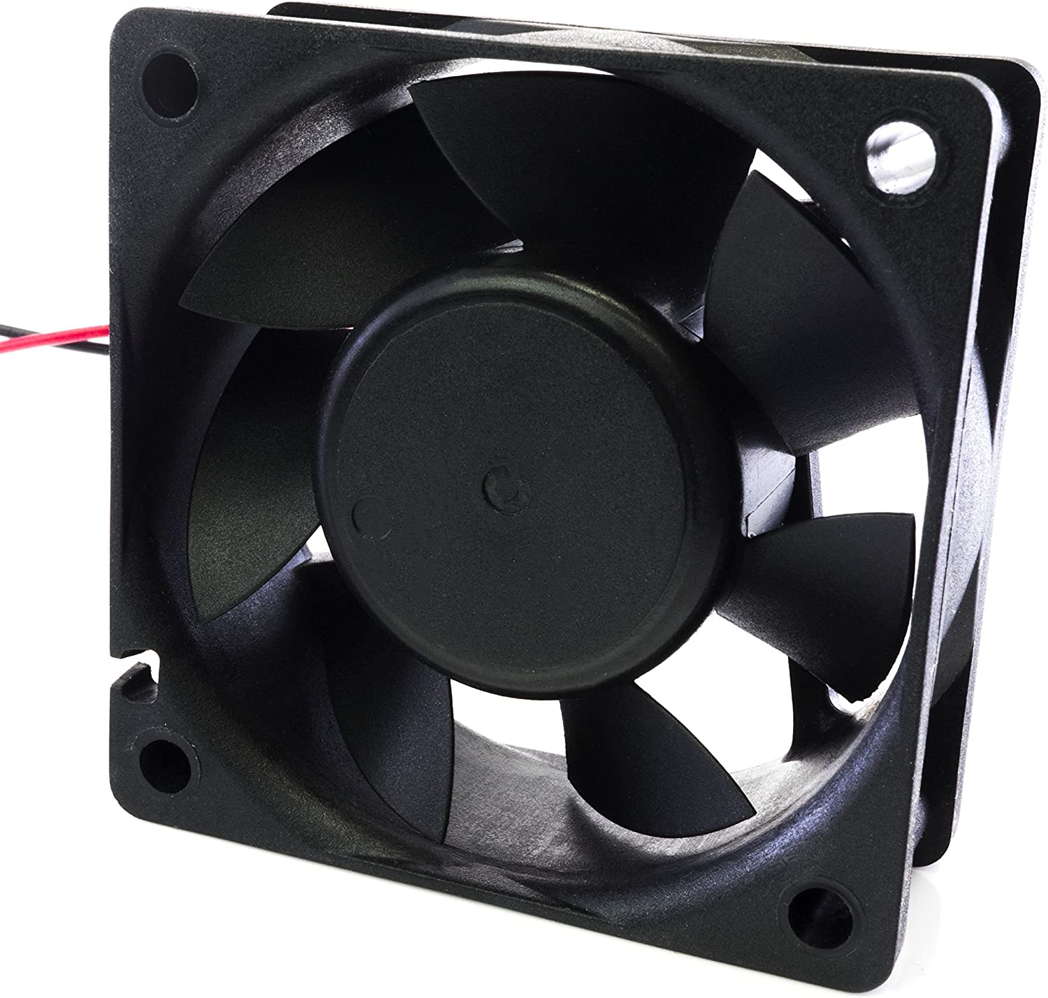 Maker Girl USA DC Case Fan Brushless 60mm x 60mm x 10mm 12V Quiet Output 6010