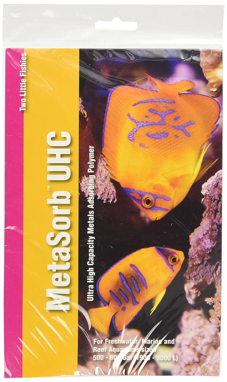 Two Little Fishies Metasorb UHC acquario trattamenti, 250 a 800 GAL