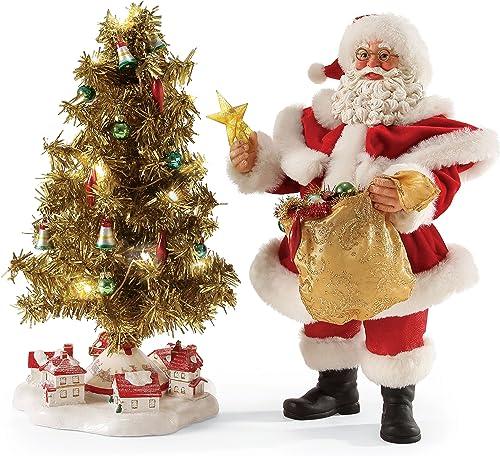 Department 56 Possible Dreams Holiday Sparkle Santa, 12