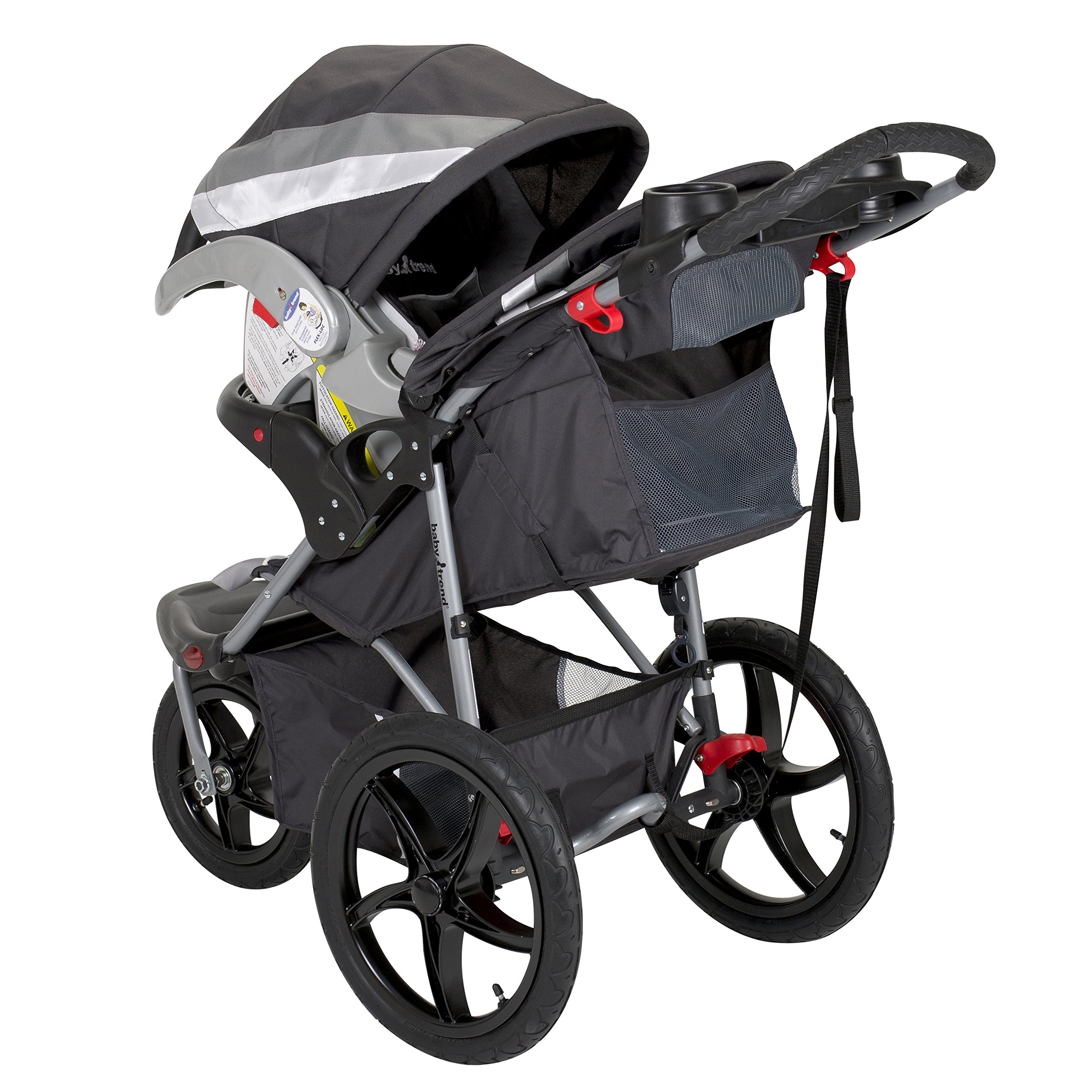 Baby Trend Range Jogging Stroller, Liberty by Baby Trend (Image #2)