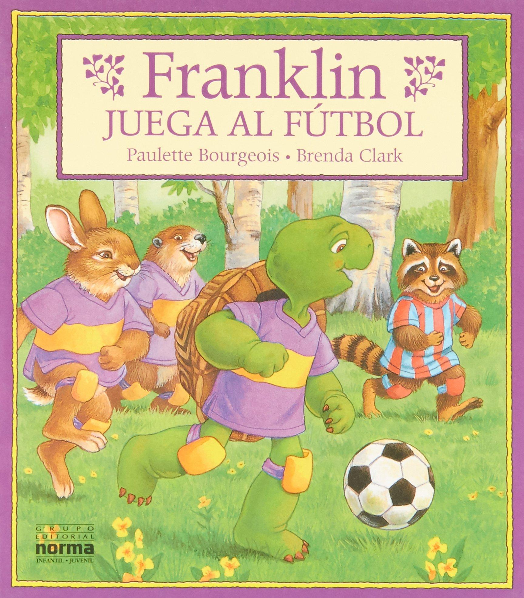 Franklin juega al futbol (Spanish) Paperback – 2015
