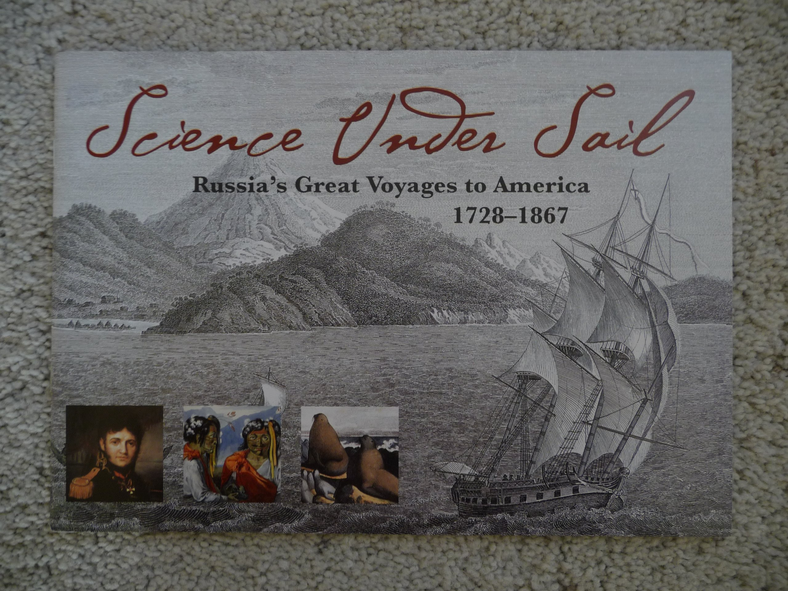 Science under sail: Russia's great voyages to America, 1728-1867 pdf epub