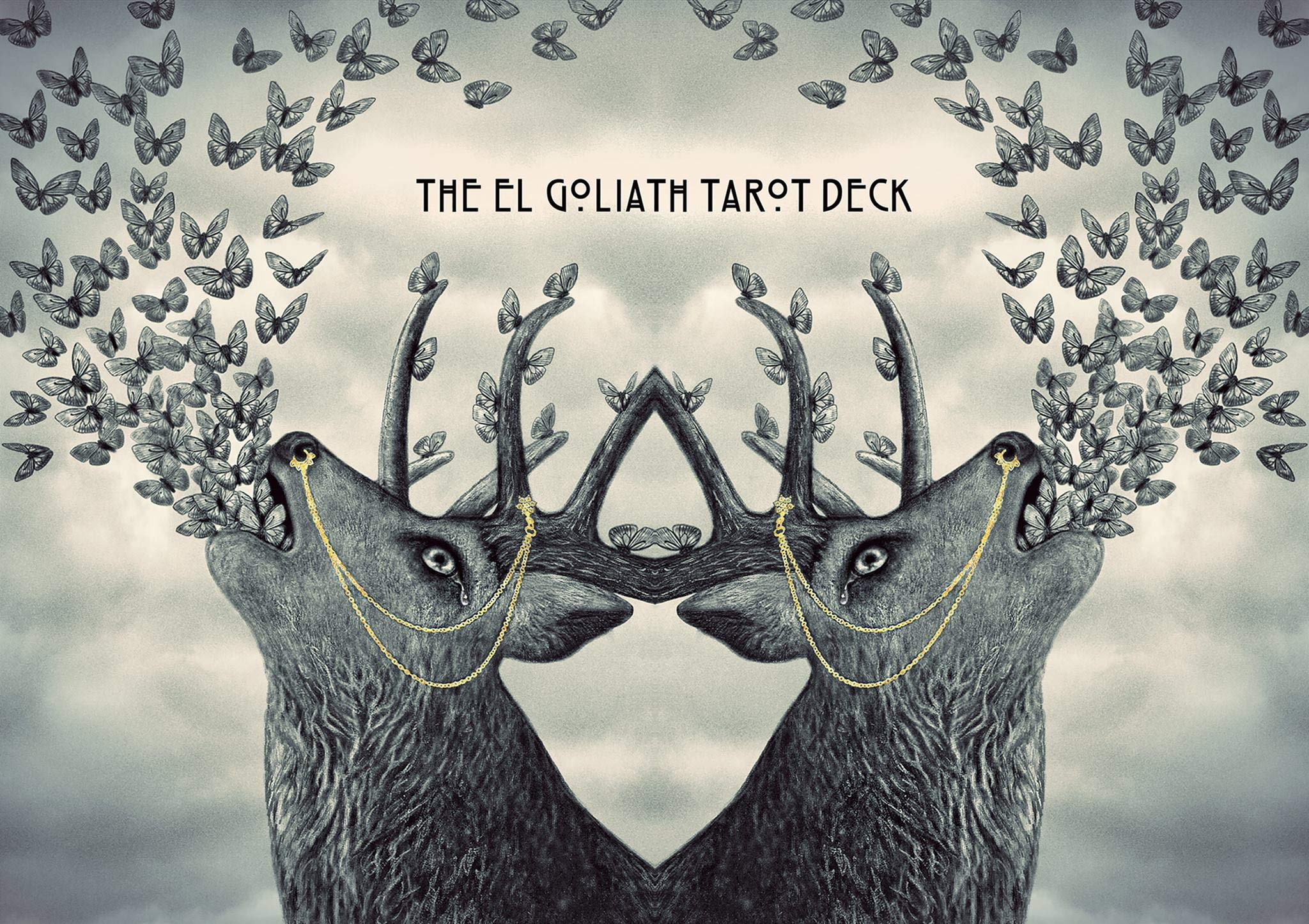 El Goliath Tarot Deck