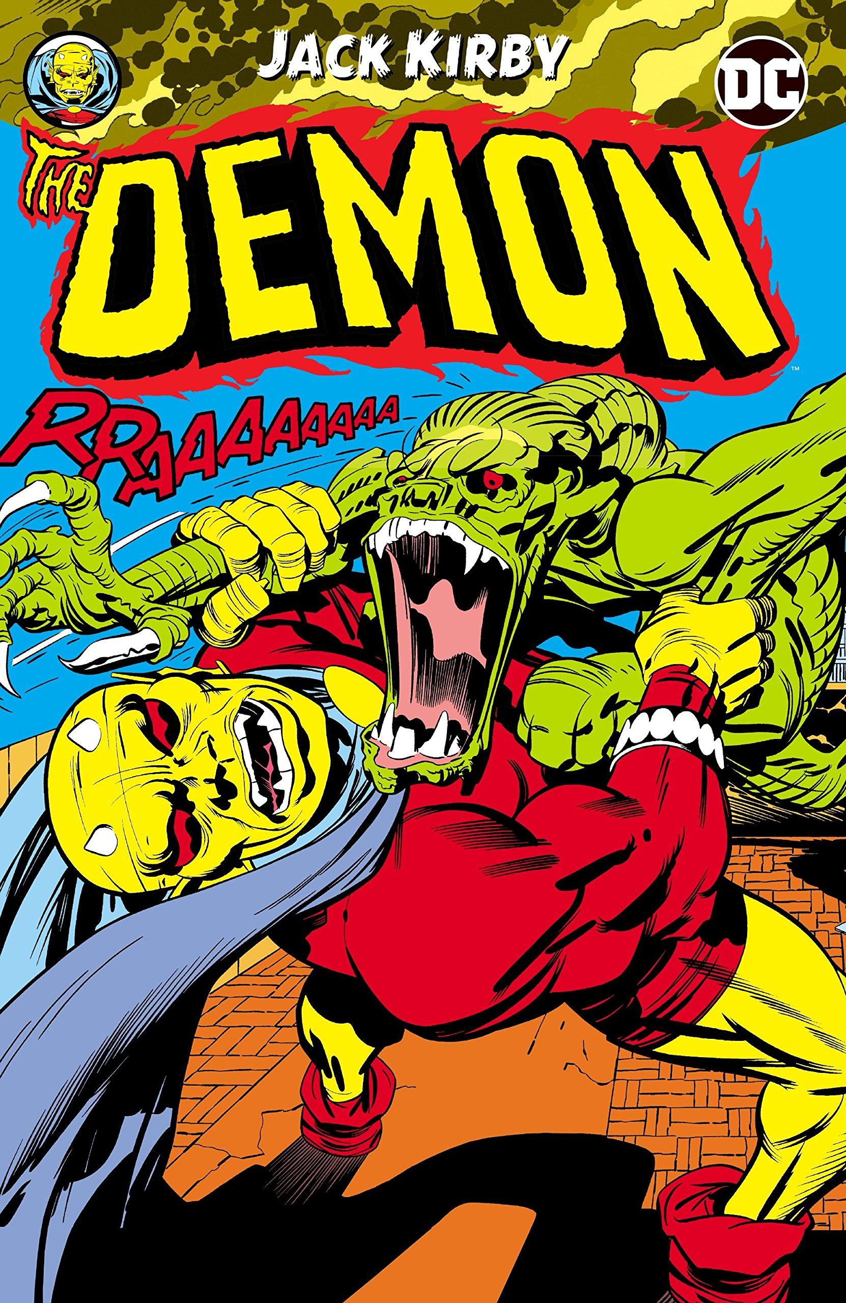The Demon by Jack Kirby: Amazon.es: Jack Kirby: Libros en idiomas extranjeros