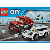 LEGO - 60128 - City - Jeu de Construction - La Course Poursuite