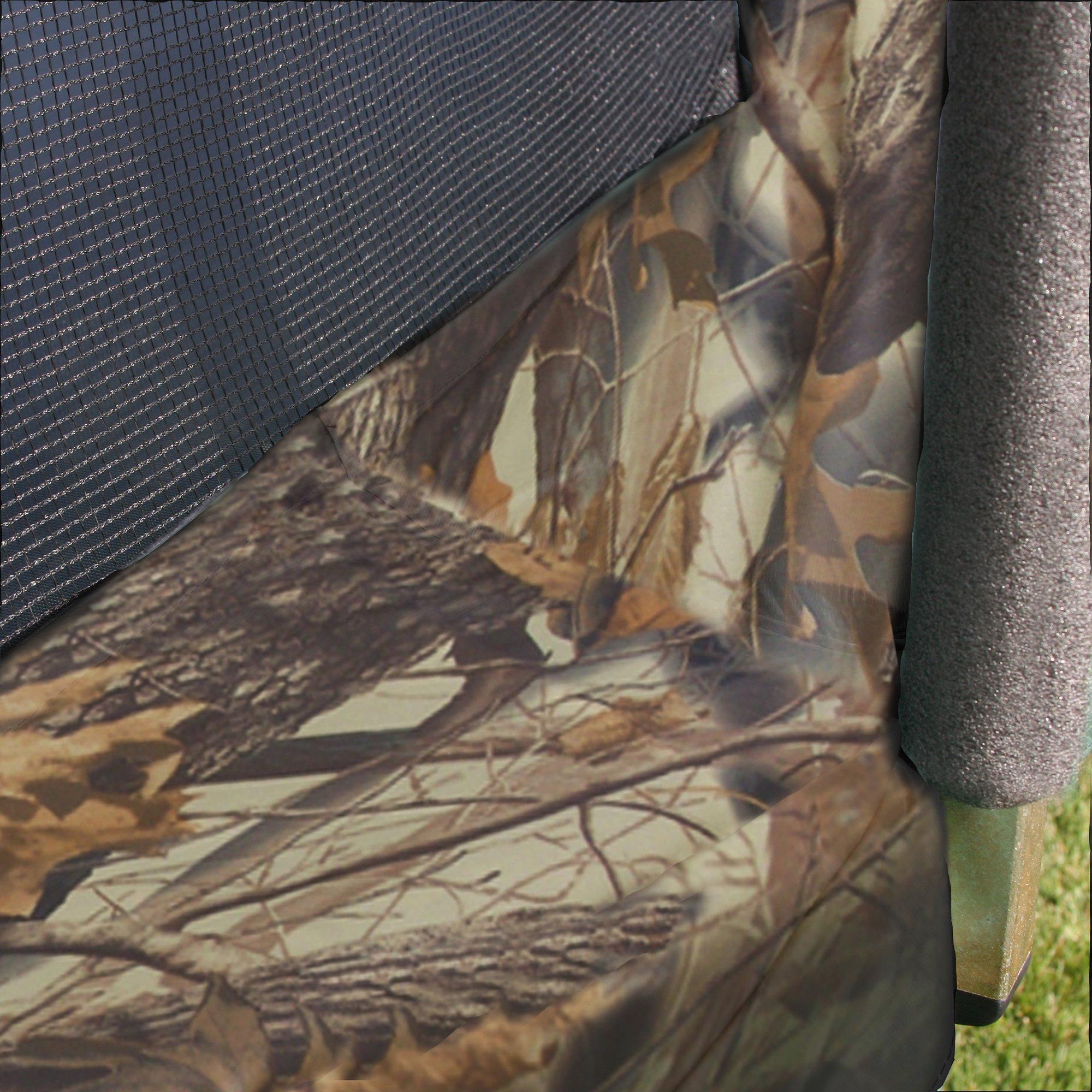 Skywalker Trampolines Universal Spring Pad, Camouflage, 15-Feet Round by Skywalker Trampolines (Image #3)