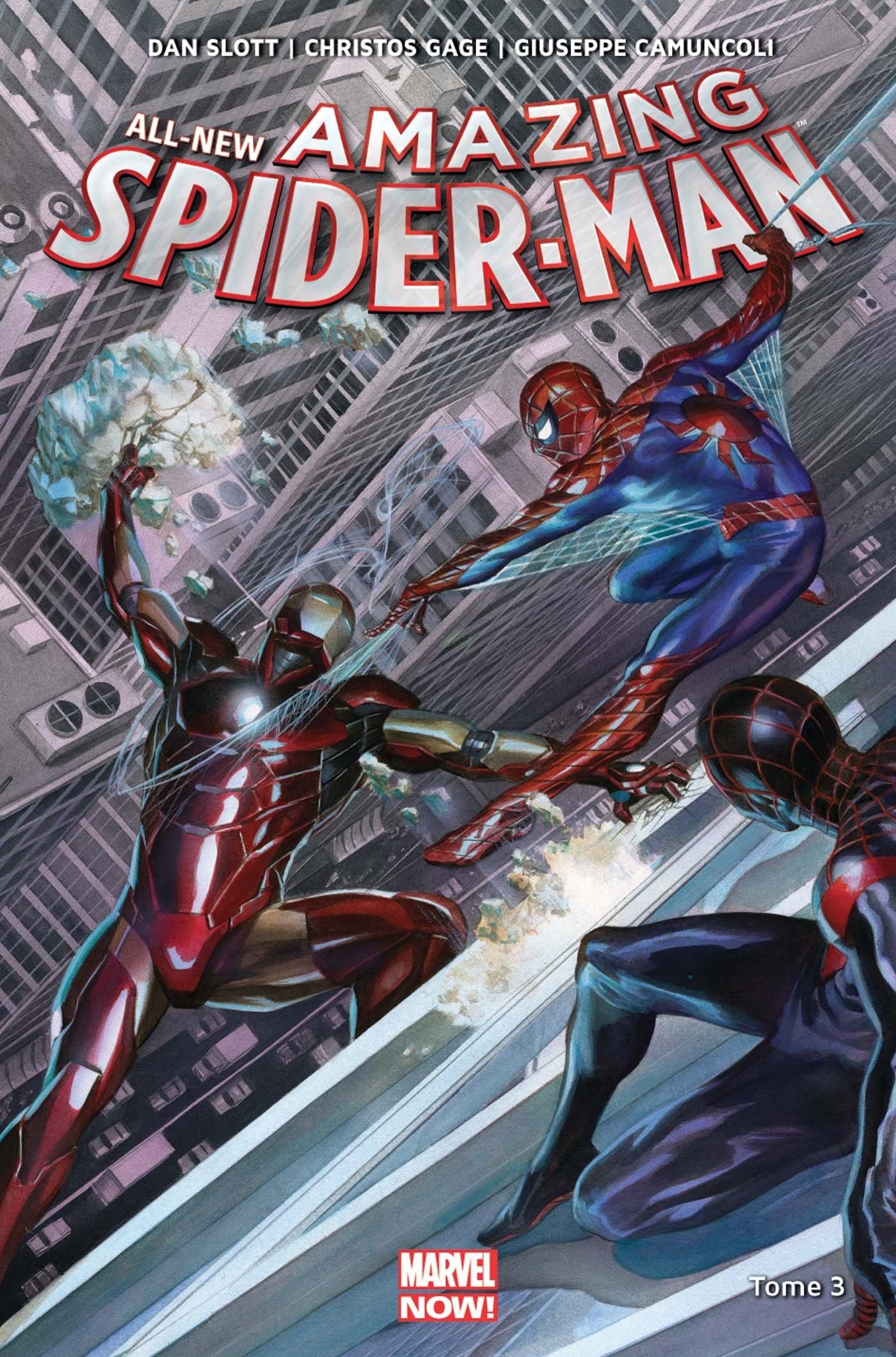 comics spiderman occasion