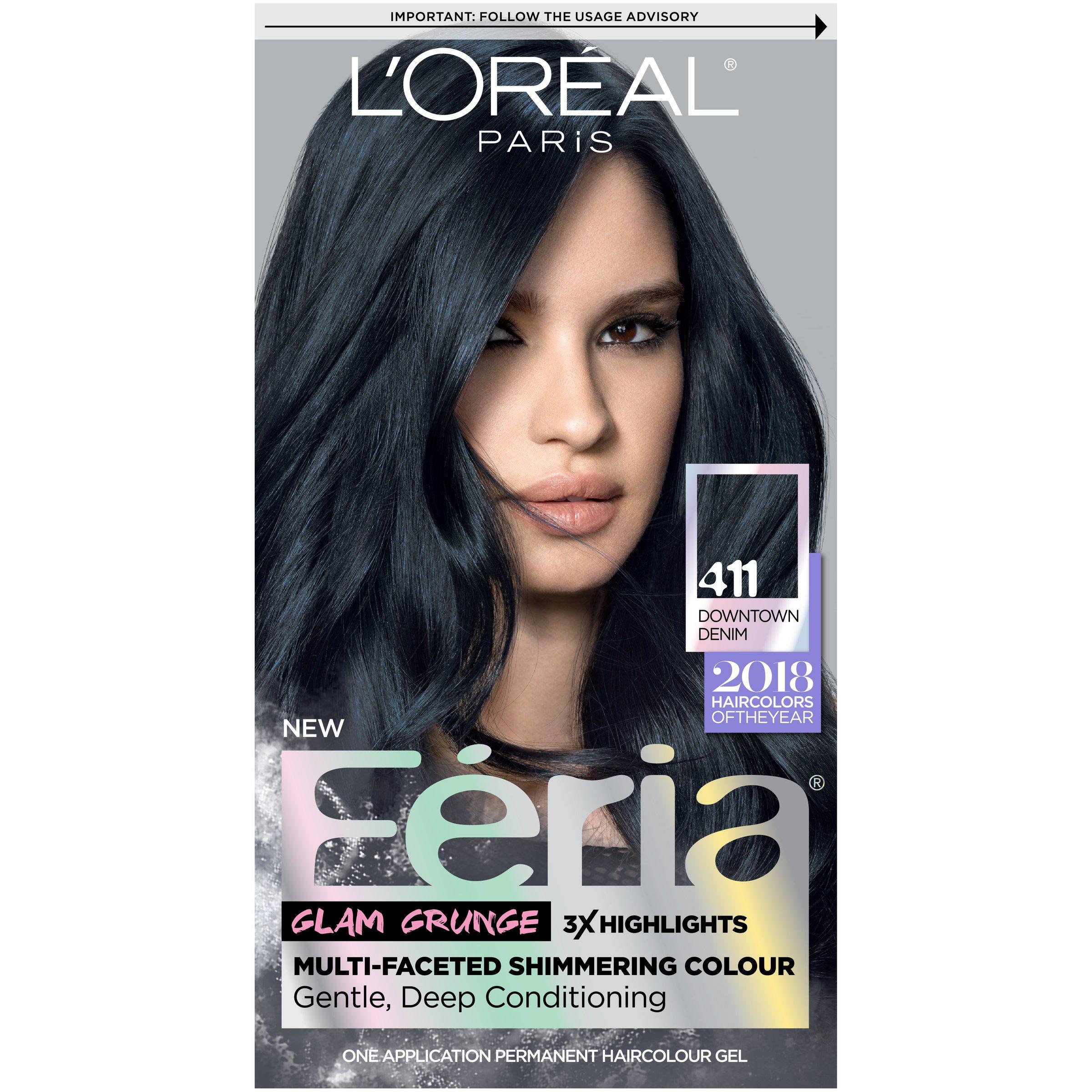 Amazon Loreal Paris Hair Color Feria Permanent Hair Color
