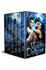 Vampire Delights - The Complete Serial (The Compulsion Cycle Book 3) Kindle Edition