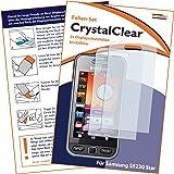 "2 x mumbi Displayschutzfolie Samsung S5230 Star Schutzfolie ""CrystalClear"" unsichtbar"
