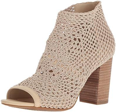 Jessica Simpson Frauen Rianne Offener Zeh Fashion Stiefel