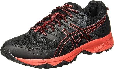 Asics Gel-Sonoma 3, Zapatillas de Running para Asfalto para Hombre, Multicolor (Black/Fiery Red/Black 9023), 40.5 EU: Amazon.es: Zapatos y complementos
