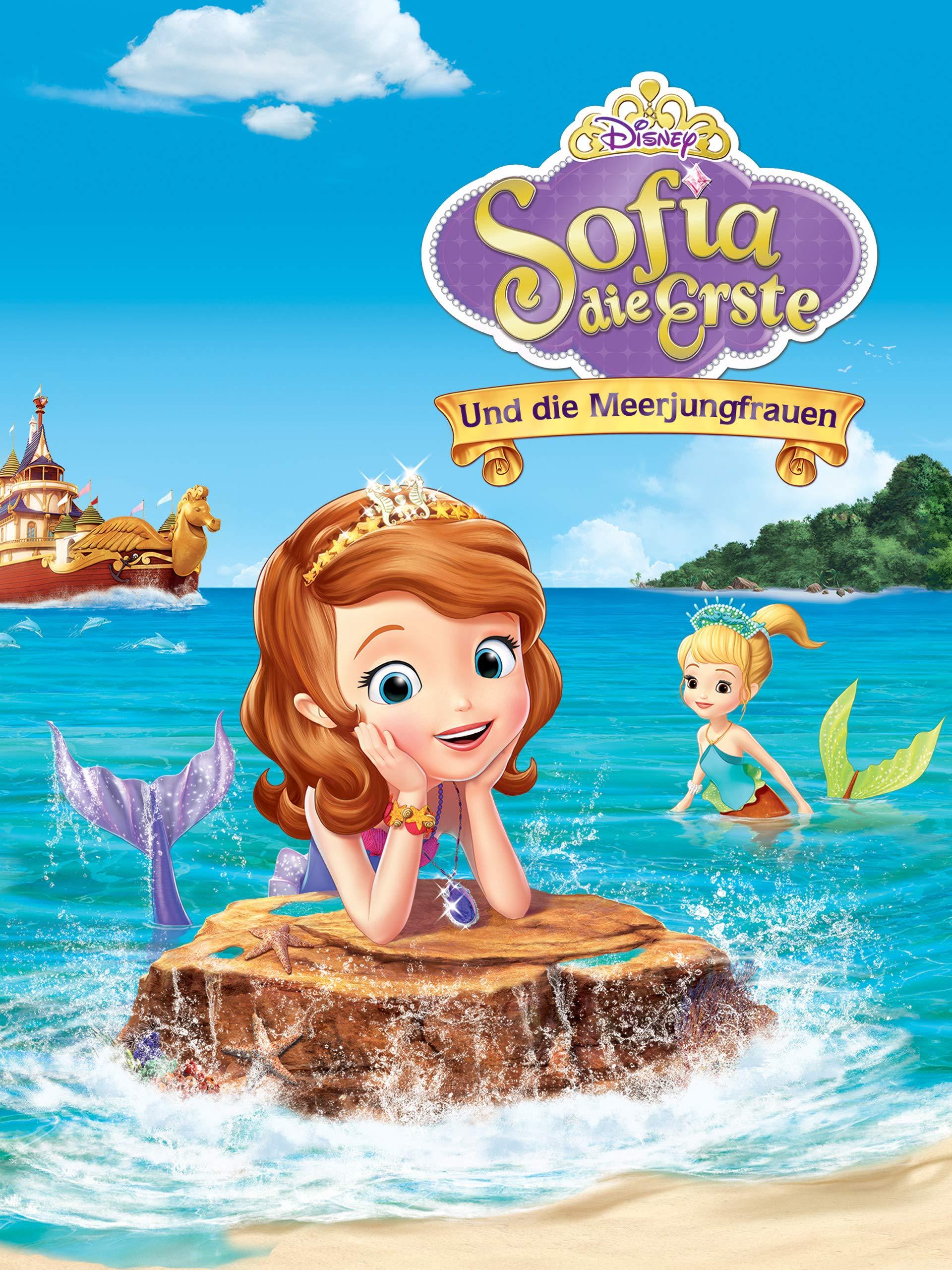 Amazon De Sofia Die Erste Und Die Meerjungfrauen Ansehen Prime Video