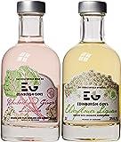 Edinburgh Gin's Elderflower/Rhubarb and Ginger Liqueur 20 cl (Case of 2)