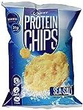 Quest Nutrition Protein Chips - Sea Salt,32 gram - 8 ct