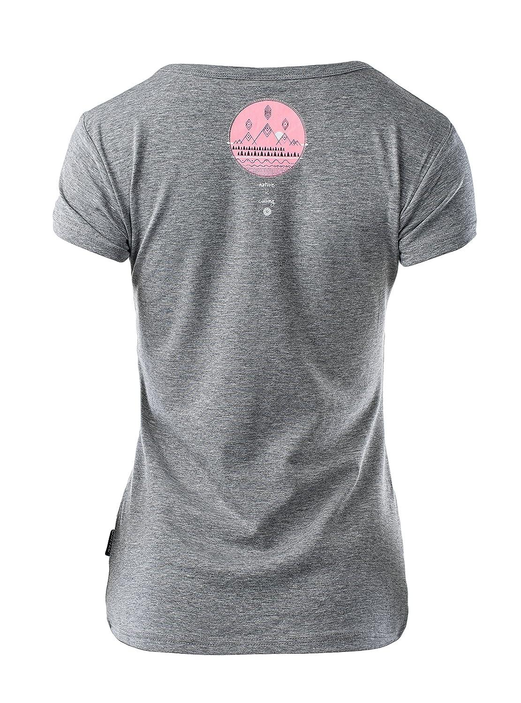 Hi-Tec Damen Ebene T-Shirt