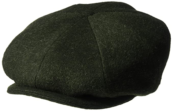 ddaaf2e91cb Kangol Men s Tweed Ripley Flat Cap  Amazon.co.uk  Clothing