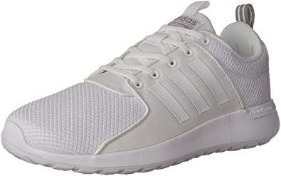 official photos c867a 9b623 adidas Mens CF Lite Racer Running Shoe WhiteClear Onix, ...