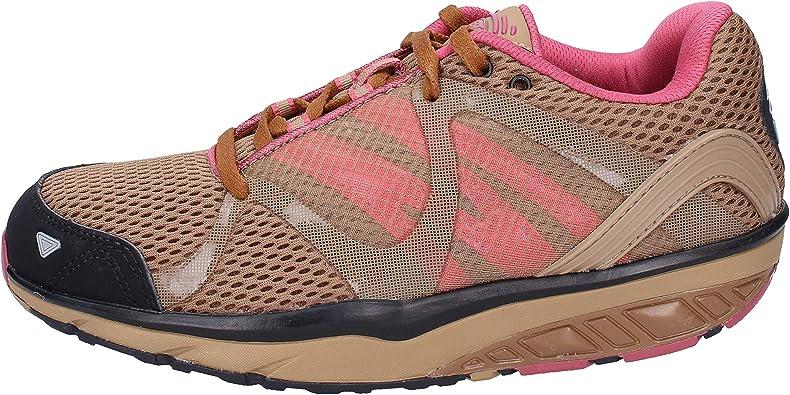 MBT Leasha Trail 5 Lace Up, Zapatillas de Deporte para Mujer: Amazon.es: Zapatos y complementos
