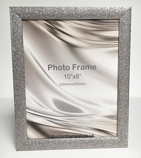 Boldon Framing Dazzle Range Sparkle Glitter Effect Picture Photo ...