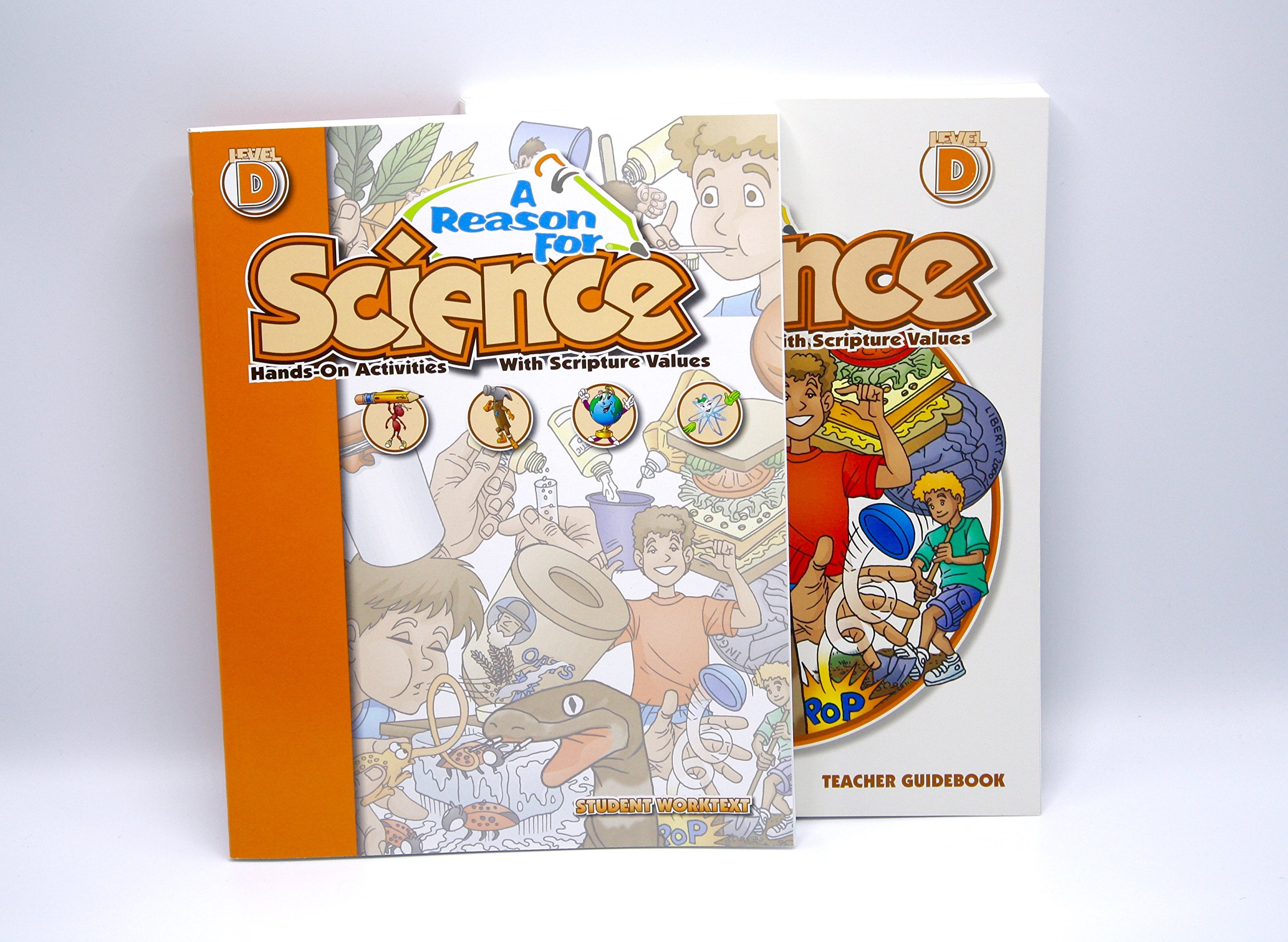 A Reason For Science Homeschool Pack Level D
