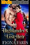 Highlander's Lost Heir: Scottish Medieval Highlander Romance