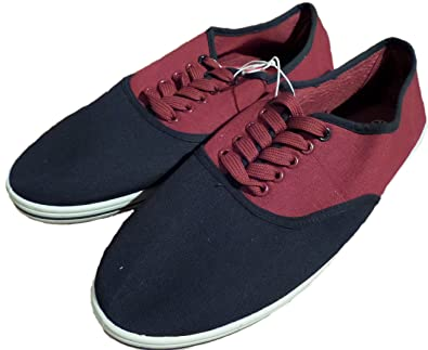 b2fb13cdc3c52a Slazenger mens canvas pumps: Amazon.co.uk: Shoes & Bags
