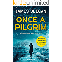 Once A Pilgrim: Breathtaking SAS adventure fiction, a pulse-pounding thriller you won't be able to put down (John Carr, Book 1)