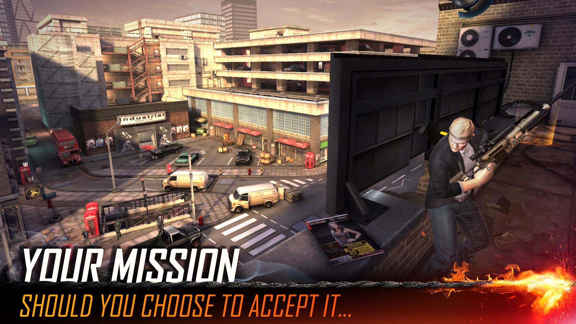 MISSION IMPOSSIBLE: ROGUE NATION: Amazon.es: Appstore para ...