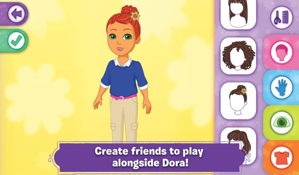 Amazon Com Dora And Friends Kindle Tablet Edition
