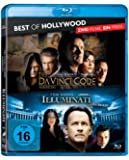 Illuminati/The Da Vinci Code - Sakrileg - Best of Hollywood/2 Movie Collector's Pack 52 [Blu-ray]