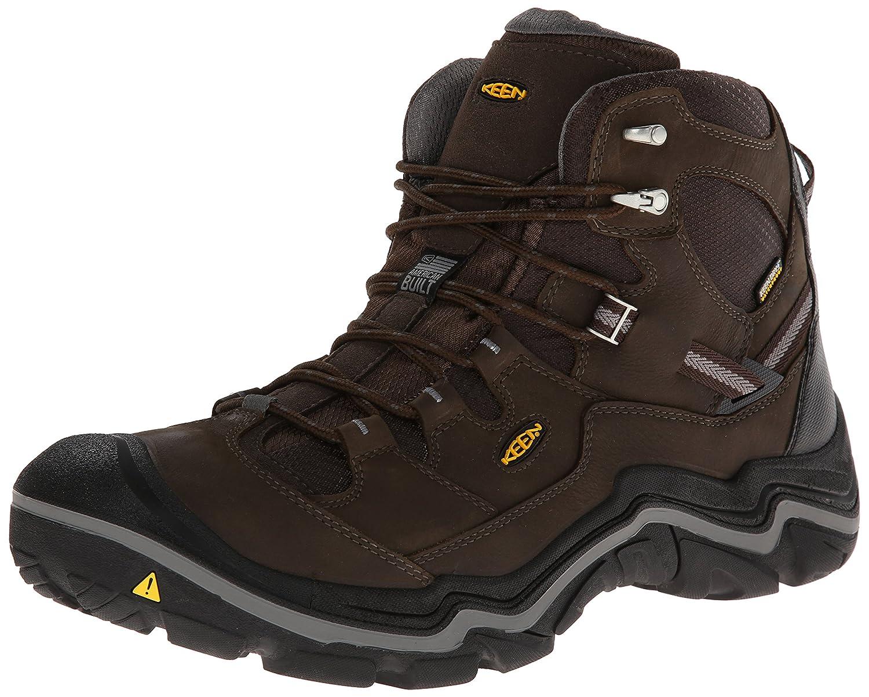 Amazon.com | KEEN - Men's Durand Waterproof Mid Hiking Boot | Hiking Boots