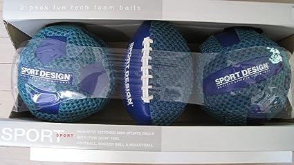 Amazoncom Target Brands Inc Mini Sports Balls Pack Foam